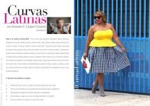 Además de ser catalogada como una de las Plus Model Magazine Women of the Year del 2014, nuestra amiga Suzanne L. Ujaque es colaboradora oficial de la revista con la columna mensual de Curvas Latina. Que sigan las curvas, la moda y el estilo que no tiene size… http://www.plus-model-mag.com/2015/08/learn-the-latest-about-the-latina-plus-fashion-world-in-this-months-curvas-latinas-feature-2/